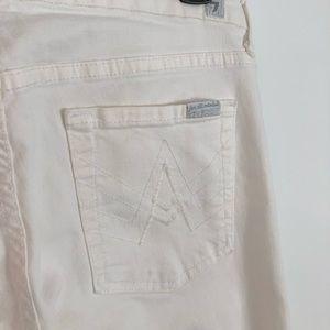 Vintage'06  7 For All Mankind A-Pocket Skinny Jean
